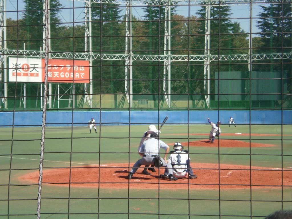 関東一田邊投手