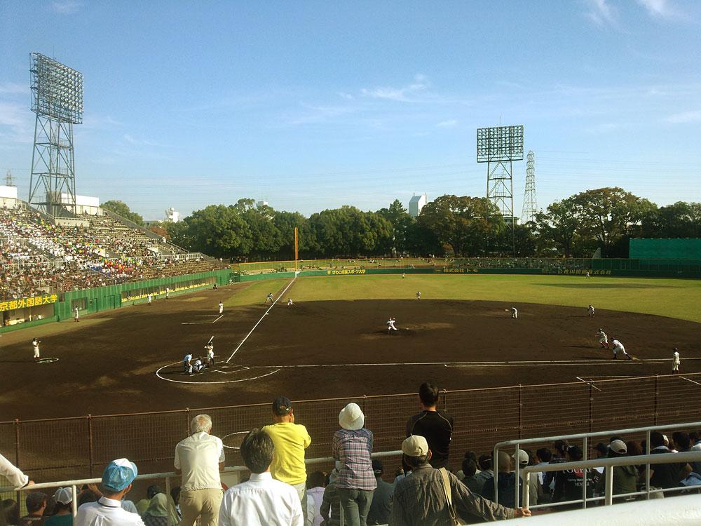 天理 VS 大阪桐蔭