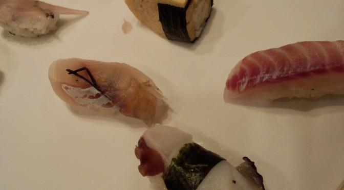 おしゃれなお寿司ランチ「だいわ」