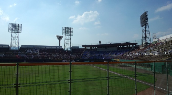 2014年高校野球夏季京都大会まとめ