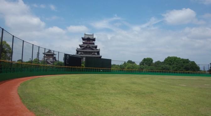 伏見桃山城野球場