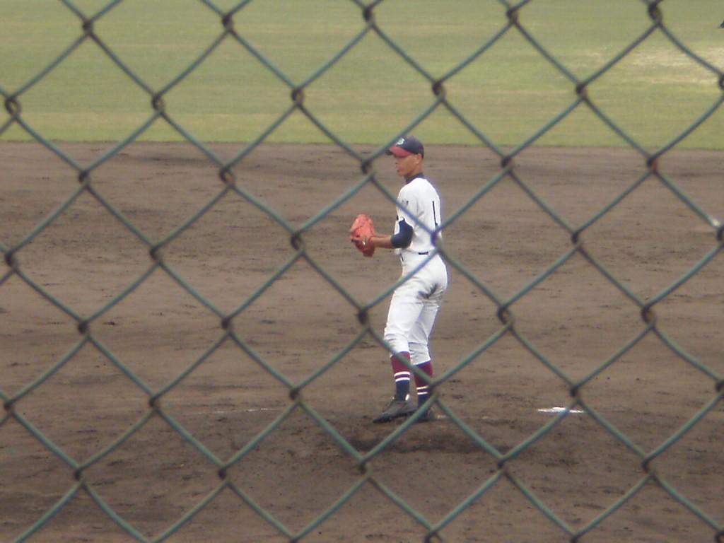 京都すばるのエース山田投手
