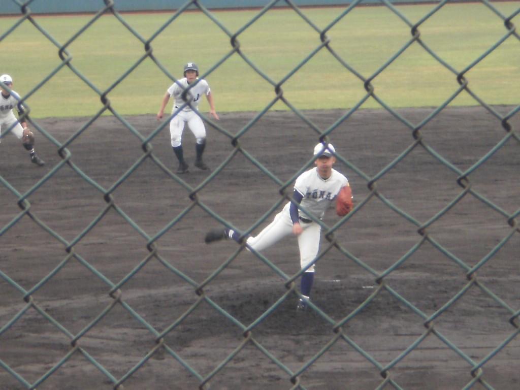 塔南エースの竹田投手