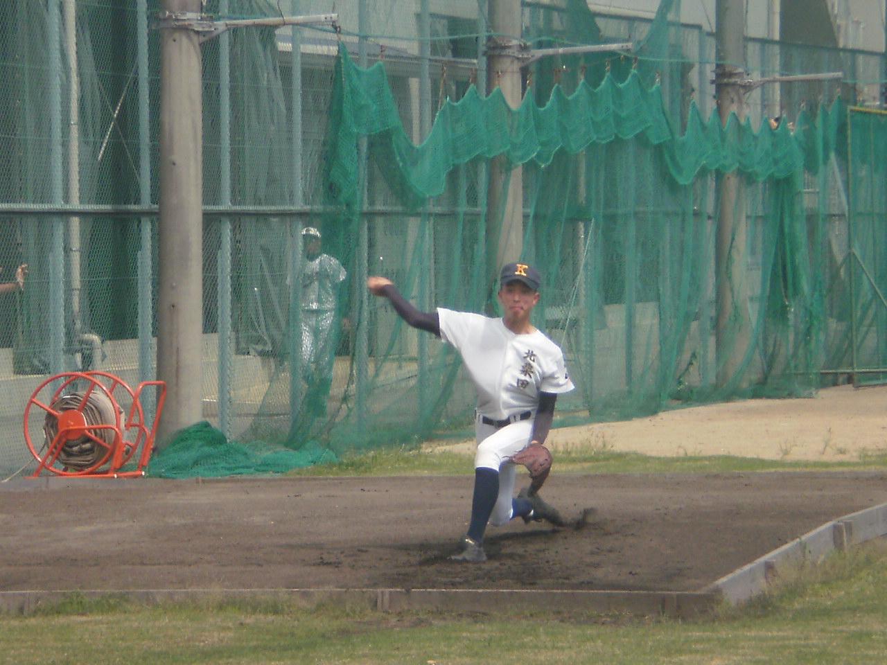 北桑田 VS 乙訓