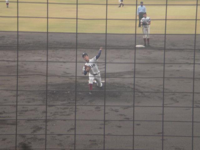 大阪桐蔭先発の岩本悠生投手