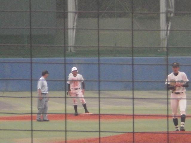 タイムリー2塁打の松澤選手