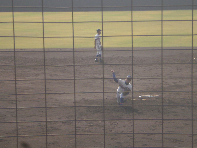 福知山成美2番手の北野投手