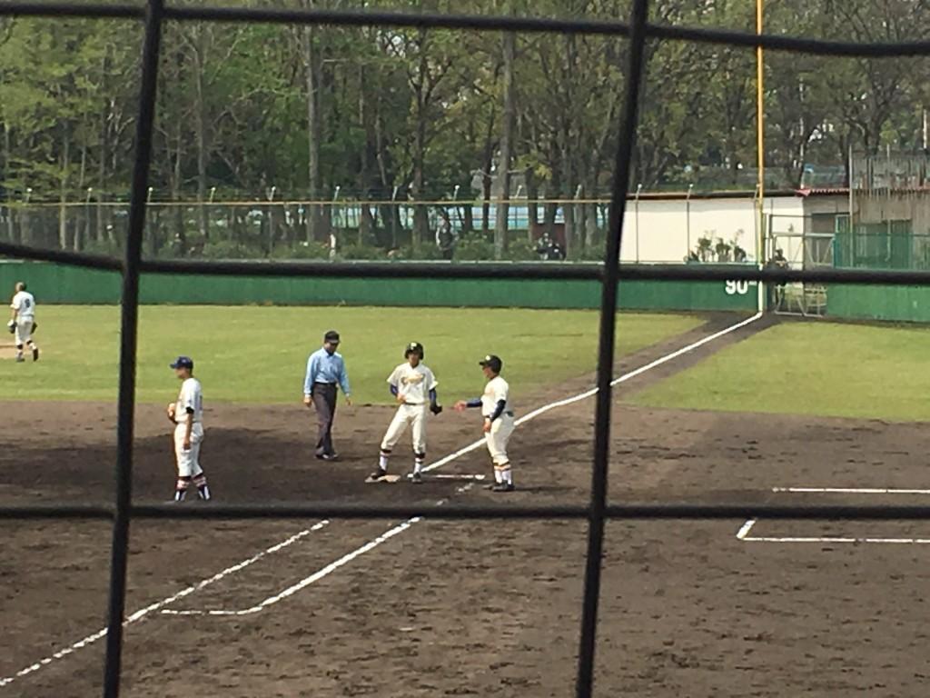 大阪国際大和田の背番号9の選手