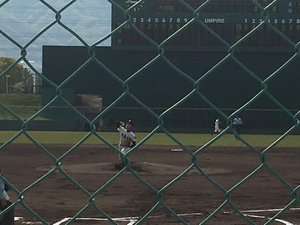 大阪桐蔭、今大会エースナンバーの徳山投手