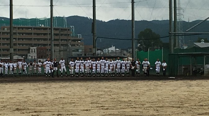 [ 一次戦 ] 京都学園 VS 木津