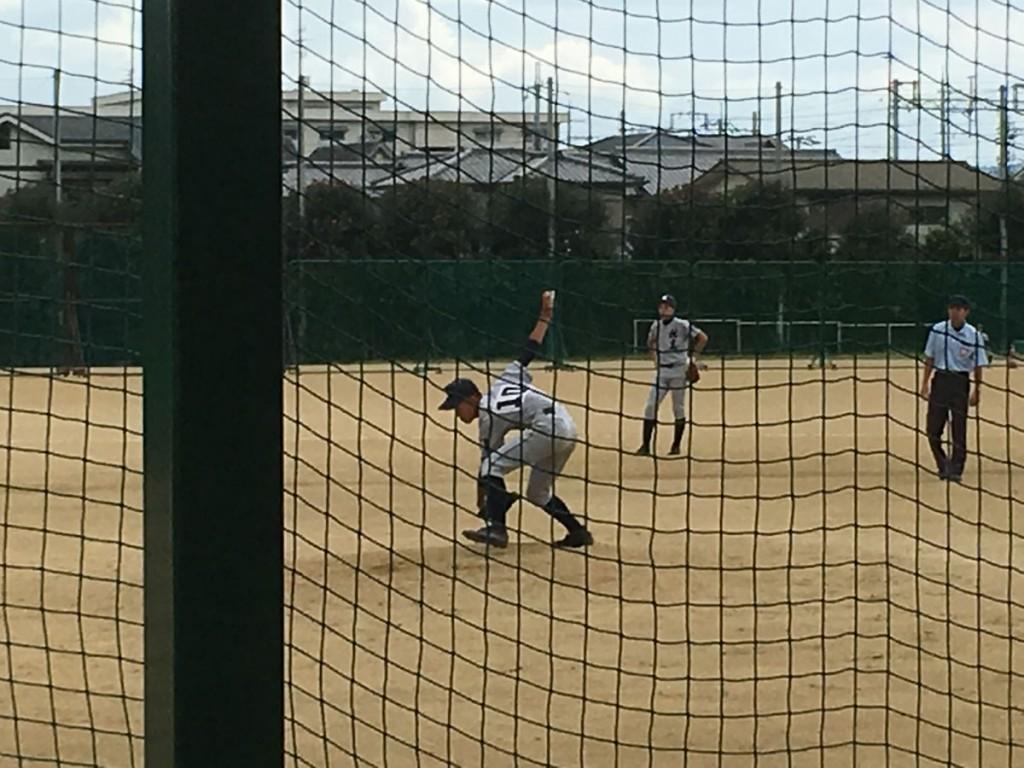 桂、川島投手