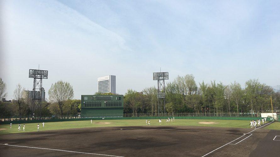 住之江公園野球場