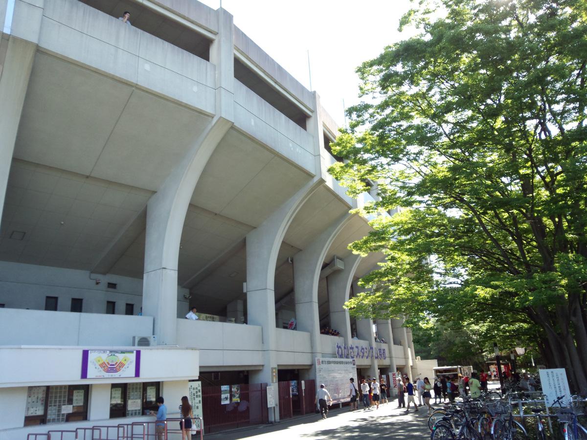 京都の野球場・グラウンド・試合会場紹介