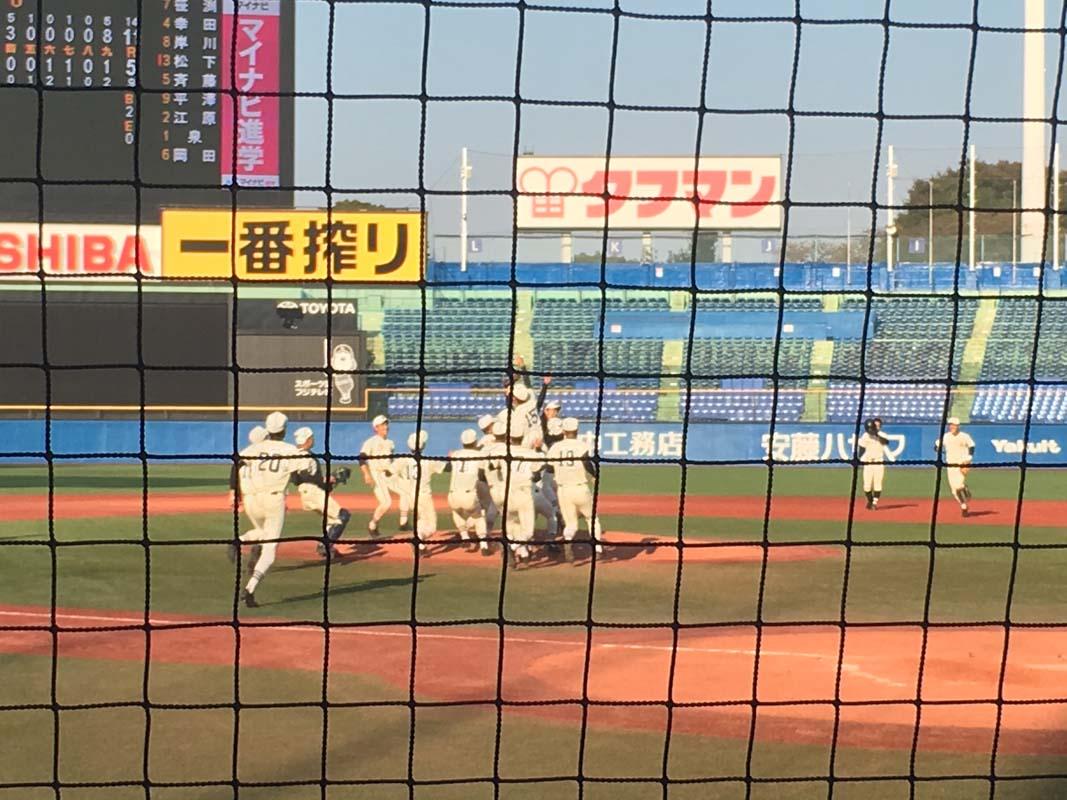 [ 決勝戦 ] 日大三 VS 佼成学園