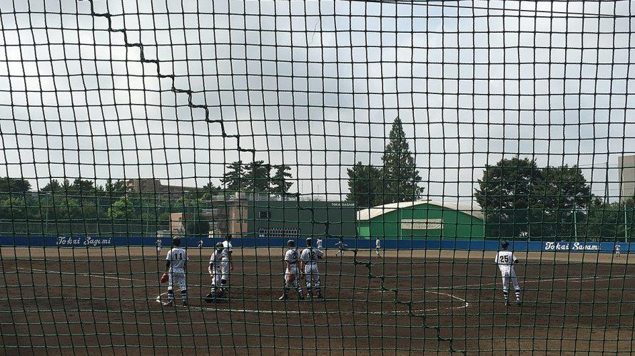 神奈川の野球場・グラウンド・試合会場紹介