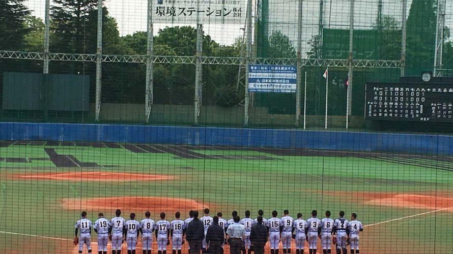 [ 準決勝 ] 東海大菅生 VS 関東一