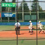 [ 三回戦 ] 早稲田実 VS 駿台学園