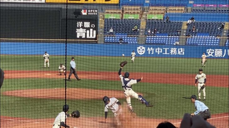 [ 準決勝 ] 帝京 VS 創価
