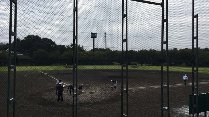 大泉中央公園野球場